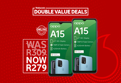 Shop this Double deal and SAVE!