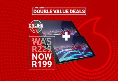 Save R1 080 - Tablet Double Deal